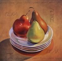 Three Pears Fine-Art Print