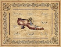 Vogue Shoe Fine-Art Print