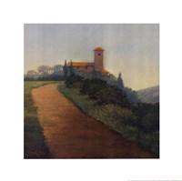 Chiesa I Fine-Art Print