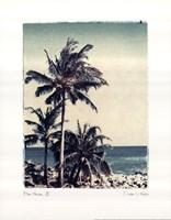 Blue Horizon III Fine-Art Print