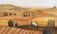 Landscape Field 2 Fine-Art Print