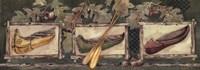 Three Canoes Fine-Art Print