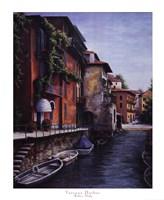 Verenna Harbor Fine-Art Print