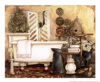 Bathroom I Fine-Art Print