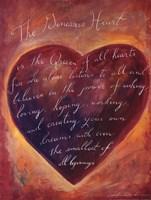 Generous Heart Fine-Art Print