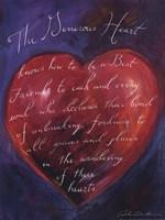 Red Heart Fine-Art Print