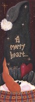 Merry Heart... Fine-Art Print