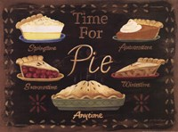Time for Pie Fine-Art Print