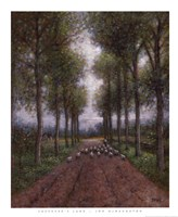 Shepherd's Lane Fine-Art Print