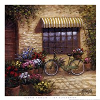 Flower Peddler Fine-Art Print
