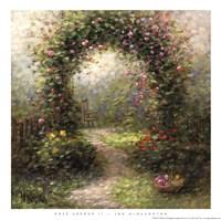 Rose Arbour II Fine-Art Print