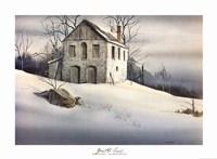 Gentle Snow Fine-Art Print