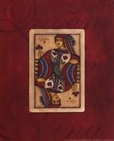 Queen Card Fine-Art Print