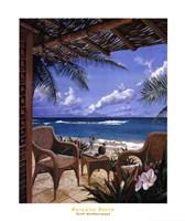 Paradise Porch Fine-Art Print