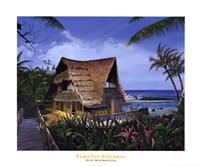 Hawaiian Hideaway Fine-Art Print