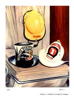 Helmets - A TRadition (Signed & Numbered Limited Edition) Fine-Art Print
