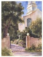 View of St.Helena Fine-Art Print