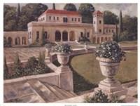 Villa de Espana I Fine-Art Print