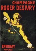 Champagne Roger Desivry Fine-Art Print
