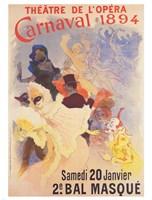 Theatre de l'Opera Fine-Art Print