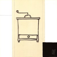 Moulin a Cafe Fine-Art Print
