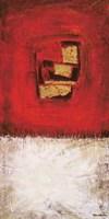 Harmony in Red I Fine-Art Print