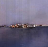 Horizon Bleue Fine-Art Print