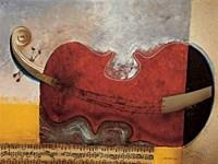 Le Repos Du Violon Fine-Art Print