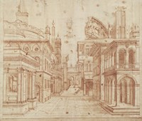 Roman Perspective Fine-Art Print