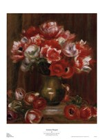 Anemone Bouquet Fine-Art Print
