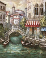 Venetian Motif I Fine-Art Print