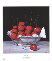 Cherry Bowl Fine-Art Print