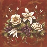 Jaipur Blossoms I Fine-Art Print