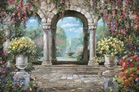 Belle Fontaine Fine-Art Print