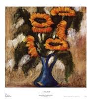 Los Girasoles I Fine-Art Print