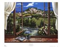 Montecatini View Fine-Art Print
