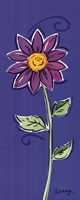 Purple Daisy Fine-Art Print