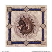 Mollusk Shell I Fine-Art Print