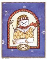 Skier Fine-Art Print
