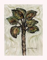 Tropic Palm I Fine-Art Print
