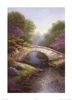 Springtime Bridge Fine-Art Print
