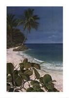 Carribean Escape I Fine-Art Print