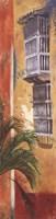 Balcones De Cartagena I Fine-Art Print