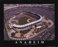 Anaheim - Angel's Edison Field Fine-Art Print