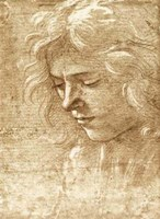 Sepia Maiden Fine-Art Print