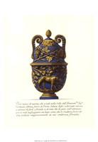 Blue Urn II Fine-Art Print