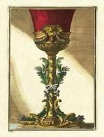 Red Goblet II Fine-Art Print