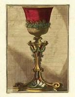 Red Goblet III Fine-Art Print