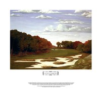 Late Season at Bethpage Black Fine-Art Print