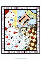Games Galore I Fine-Art Print